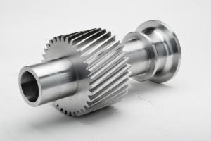 Helical Gear - Gear Motions